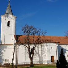 tetétleni református templom