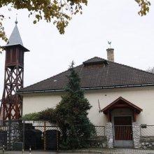 Miskolc-Alsóvárosi Református Egyházközség templom