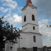 Református templom Tiszacsege