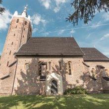 Csengeri református templom