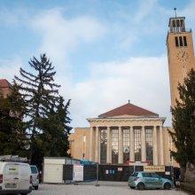 egyetemi református templom