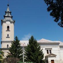 Földesi református templom