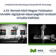 XX. Nemzet-közti Magyar Fotószalon