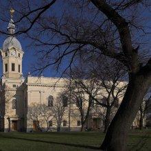 Hajdúböszörmény-Kálvin téri templom