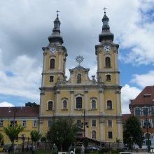 Minorita templom Miskolc