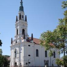 Miskolc-belvárosi Református Templom
