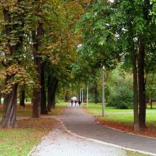 Népkert-futás
