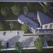 örökösföldi református templom terv