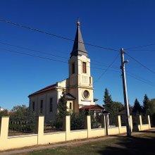 hernádkaki református templom
