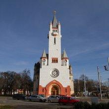 Árpád téri Református Templom
