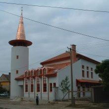 Szarvasi református templom